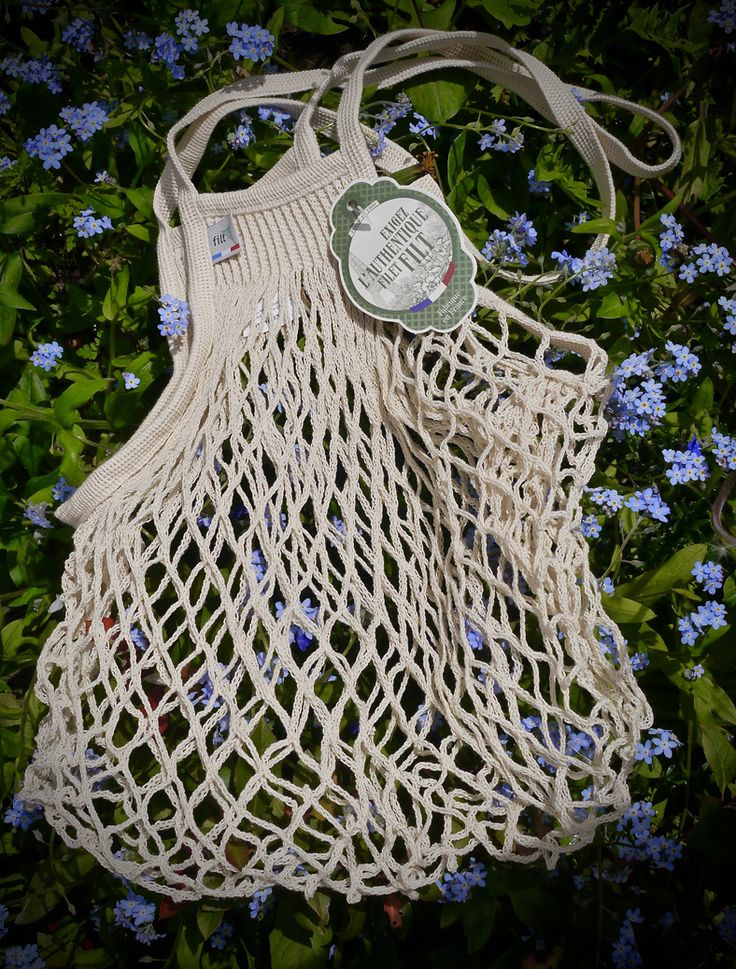 French Filt Net bag From £6.99 www.storiesinthemaking.co.uk