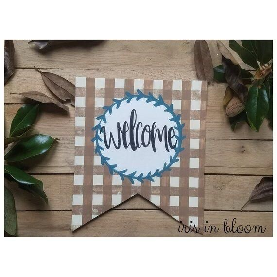 Banner Style Neutral Banner Bow Quotes Bloom