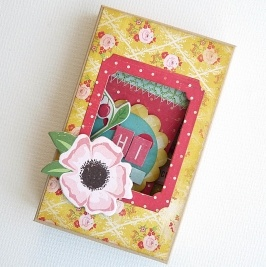 Gift box and Tag Tutorial by Ingrid Danvers. Really beautiful!: Crafts 101, Ingrid Danver, Things Paper, Cards Pap Crafts Scrapbook, Scrapbook Cards Stockings, Paper Crafts, Crafts Scrapbook Ideas, Tags Tutorials, Gifts Boxes