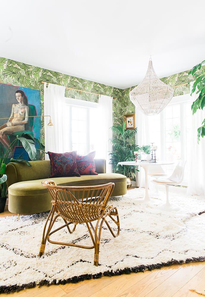 Step Inside The Free Spirited Home Of Jennifer