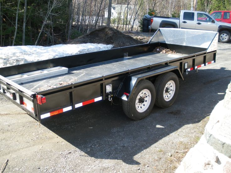 12 best gatormade trailer images on pinterest gooseneck flatbed show me your homemade trailers the garage journal board swarovskicordoba Image collections
