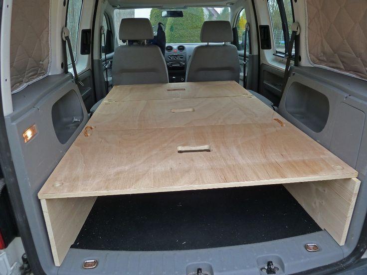25 best ideas about caddy van on pinterest vw camper. Black Bedroom Furniture Sets. Home Design Ideas