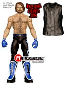 WWE Elite 47 | Ringside Collectibles