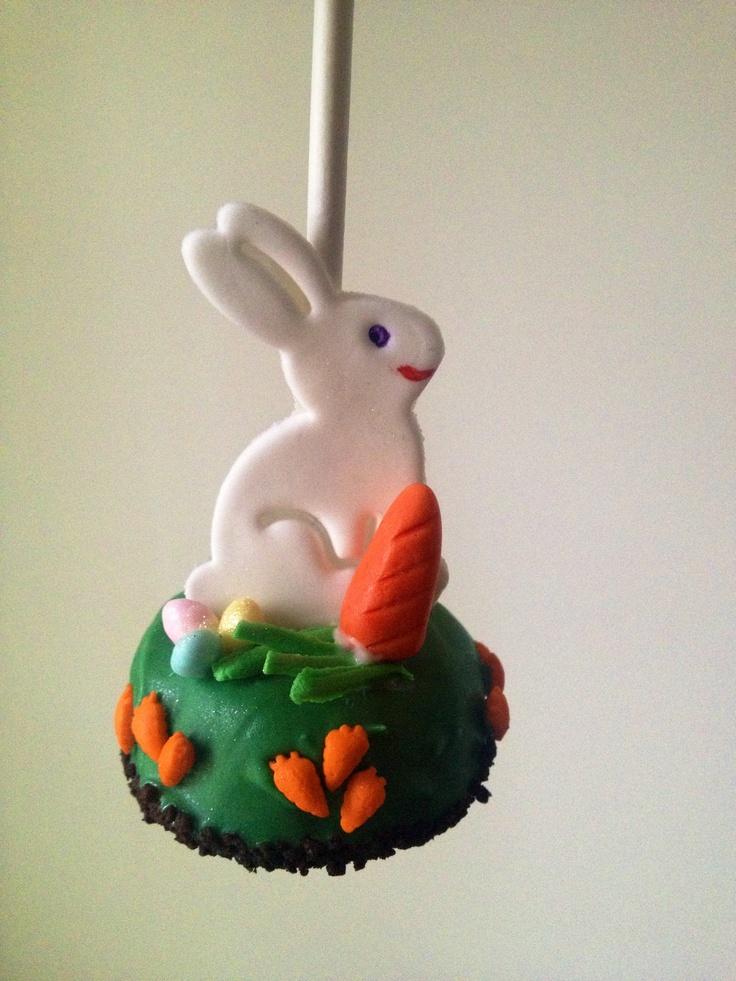 Easter cake pop
