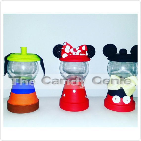mickey mouse gumball machine