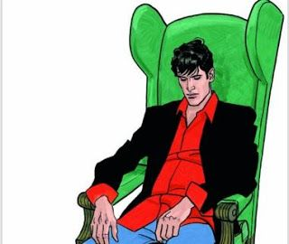 Stai Sereno: Una storia inedita di Dylan Dog scritta da Sclavi....