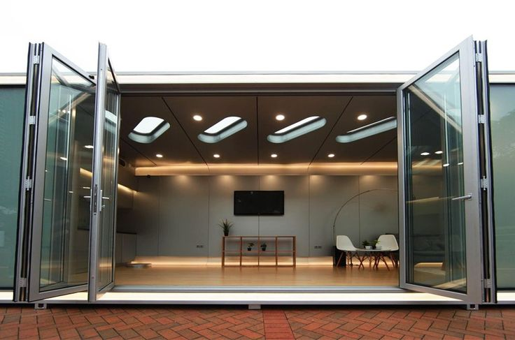 The Alpod - A Mobile Home from Aluminium For The Future