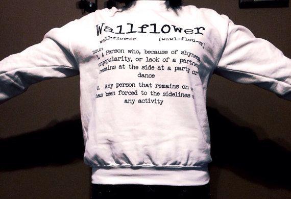 Wallflower Crewneck Sweater by ixelP on Etsy, $30.00
