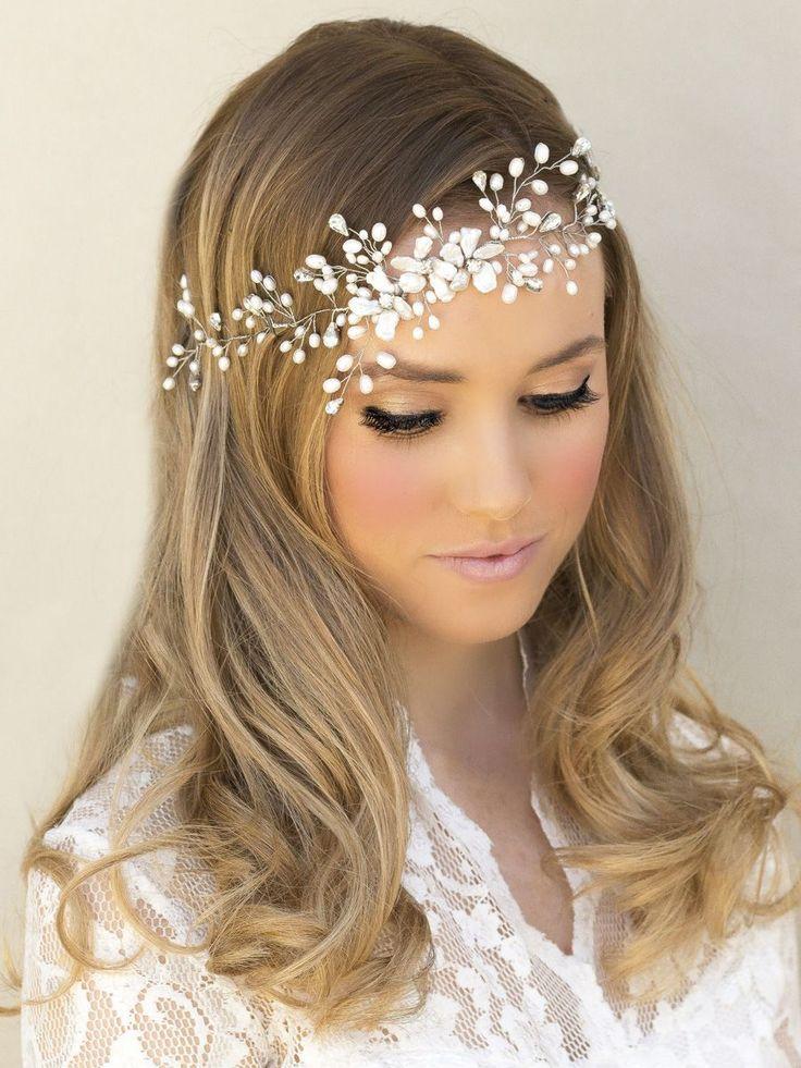 Best 25+ Forehead headband ideas on Pinterest | Bridal ... - photo #40