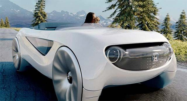 Honda To Unveil Augmented Driving Concept At Ces 2020 Cars Car Bmw Auto Carlifestyle Supercars Mercedes Ford Racing Turbo Automo Honda Self Driving Concept Cars