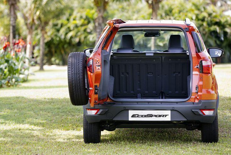 2014 Ford EcoSport: Australian Features