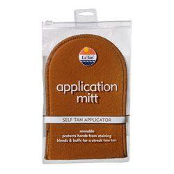 Buy Le Tan Application Mitt 1.0 ea - Priceline Australia $7.99