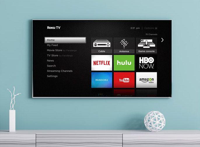 Roku TV The Practical Smart TV for Your Dorm Room Dorm