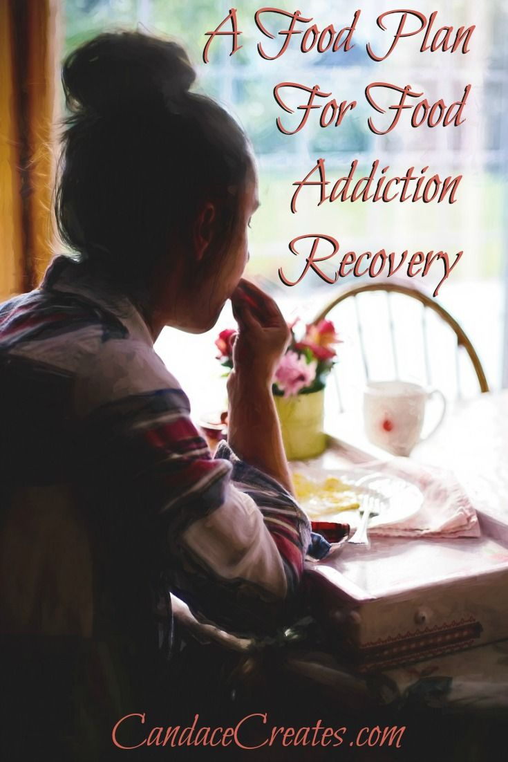 The Food Plan: A healthy and sugar busting diet for food addiction recovery...