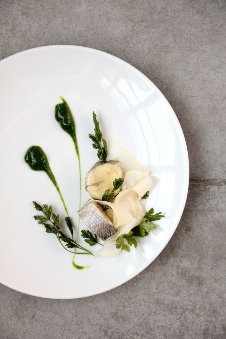 Lunch, starter/ Concordia Taste