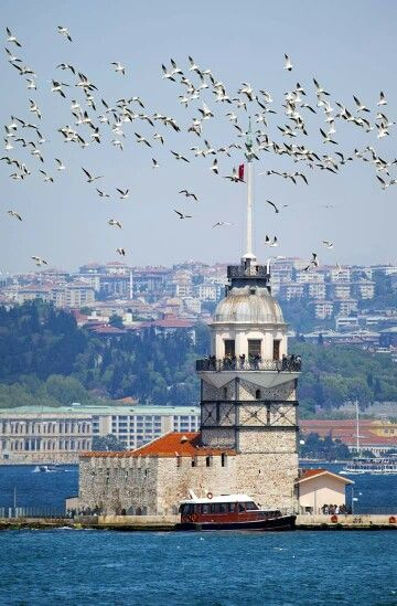 Istanbul, Maiden's Tower