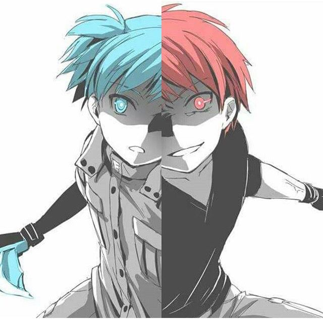 Now play Serial Killer by Lana del Ray - DA | Carnage Pair | KaruNagi | KaruGisa | Karma Akabane x Nagisa Shiota | Assassination Classroom