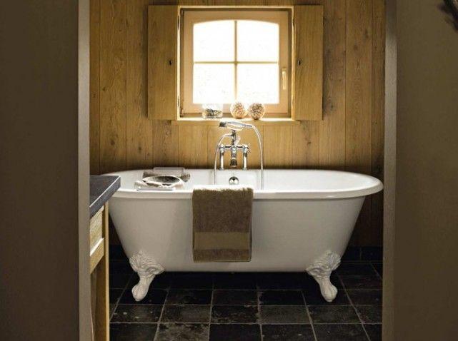 les 25 meilleures id es de la cat gorie douche de baignoire sur pattes sur pinterest salle de. Black Bedroom Furniture Sets. Home Design Ideas