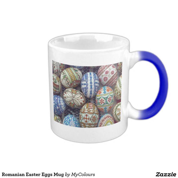 Romanian Easter Eggs Mug