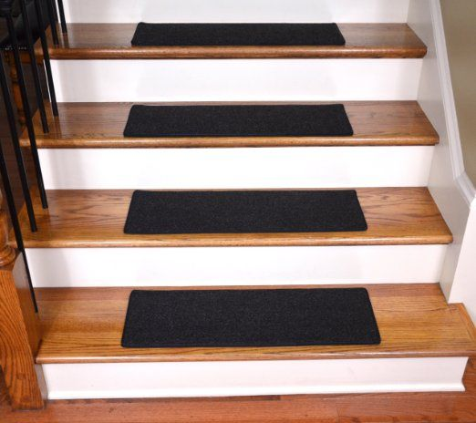 Best 75 Amazon Com Dean Carpet Stair Treads 23 X 8 Black 400 x 300