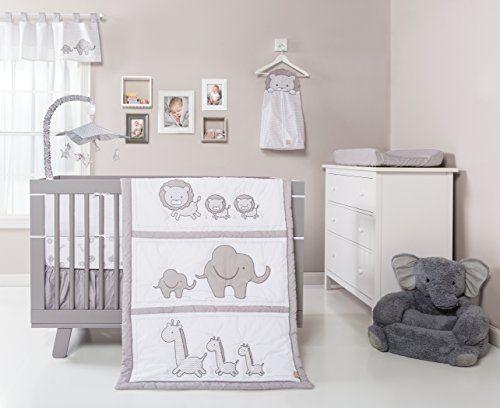 Trend Lab Safari Chevron 3 Piece Crib Bedding Set, Black/White - https://www.mybabycare.space/trend-lab-safari-chevron-3-piece-crib-bedding-set-blackwhite/