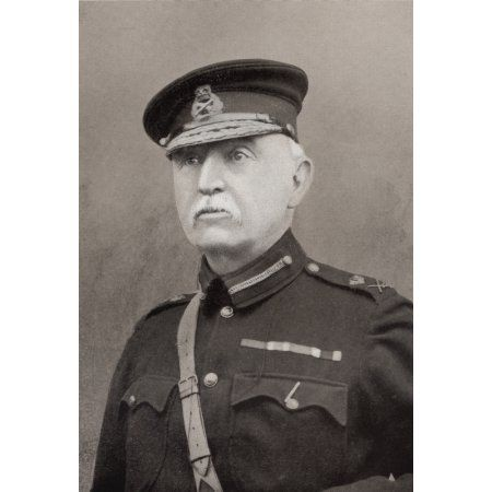 General Sir Thomas Kelly-Kenny 1840 To 1914 British Army General Who Served In The Second Boer War From The Book South Africa And The Transvaal War By Louis Creswicke Published 1900 Canvas Art - Ken W