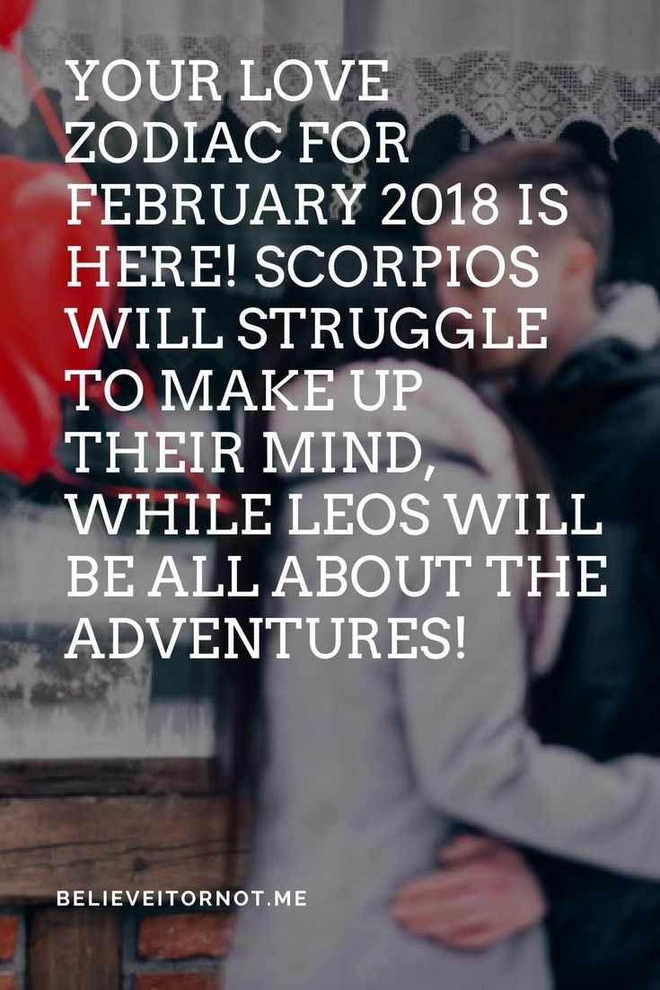 Horoscope for February 2018 on the signs of the zodiac 17