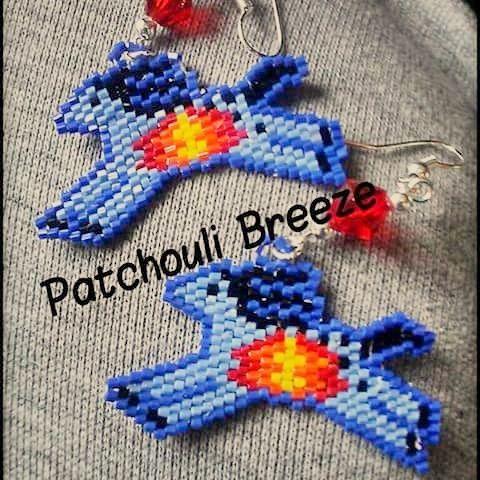 #spirithorse I enjoy makn dese ones n diff culars. My own design.  #patchoulibreezedesign