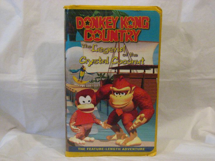 Donkey Kong Country The Legend of t...