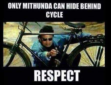 www.health-gossip.com Hell ya this is too funny.. bollywood fans will die laughing at this image.. #mithun #bollywood