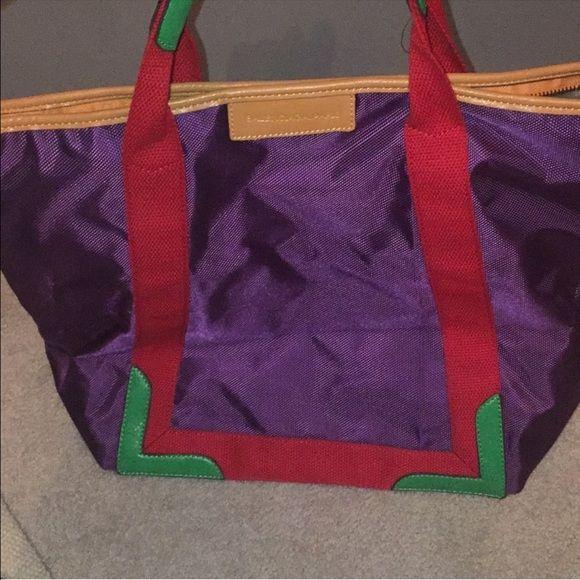 Balenciaga Purple Daim Canvas Tote Never before worn NEW purple Balenciaga tote Balenciaga Bags Totes