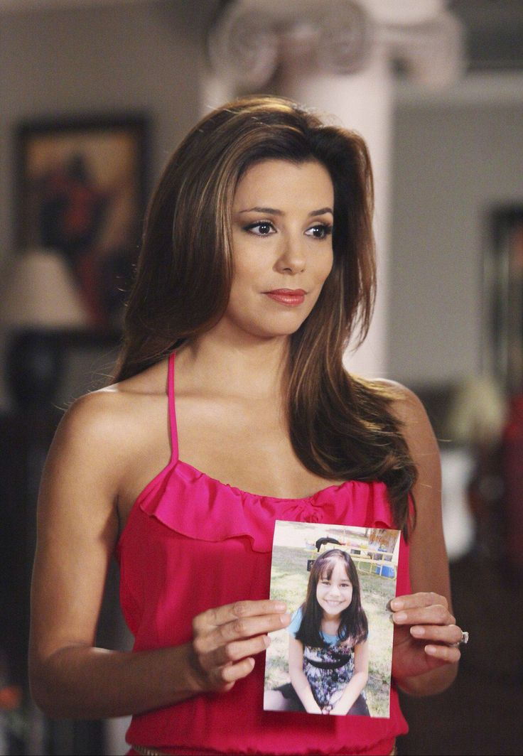 Eva Longoria as Gabrielle Solis || Desperate Housewives