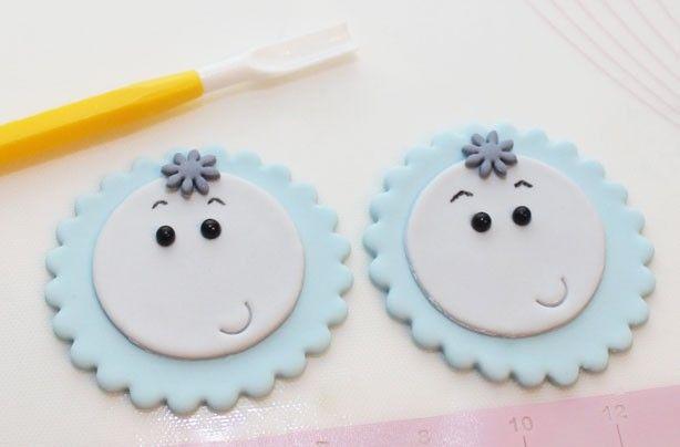 Scallop tool - Cake decorating tools