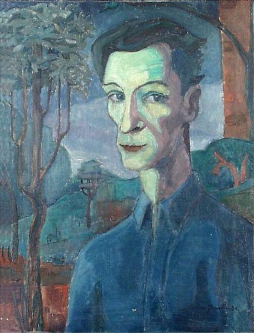 Viljo Ranta: Self-portrait, 1936.