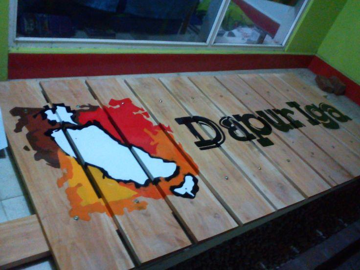 Dapur Iga Resto logo - Palembang