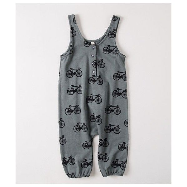 BOBO CHOSES - Combinaison Multi Bicis eco unisex baby clothes http://read.prettygoodgreen.com/pgg-loves-eco-unisex-baby-clothes