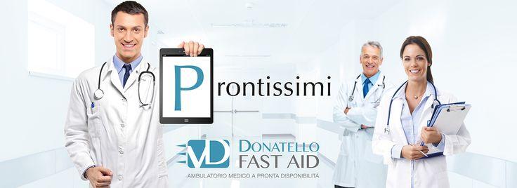 """A Firenze arriva """"FAST AID"""" l'ambulatorio per le piccole emergenze"""