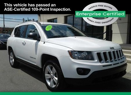 Used 2016 JEEP Compass Allentown, PA, Certified Used Compass for Sale, 1C4NJCBA2GD574113