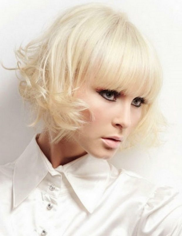 Trendy Medium Hairstyles for 2013-2014