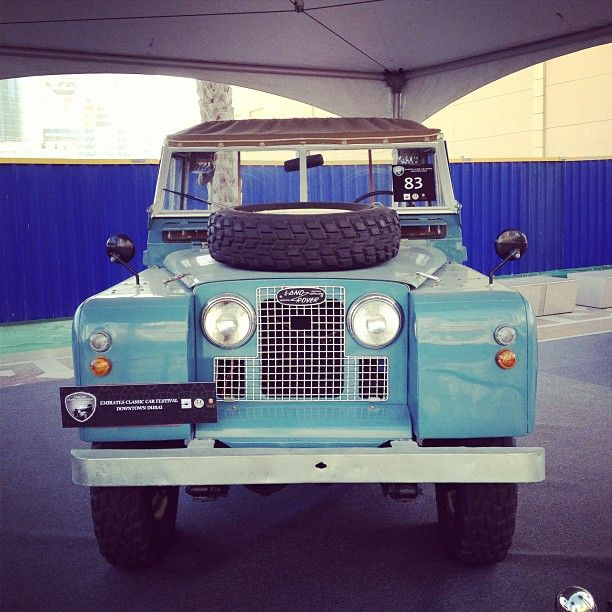 #LandRover series2