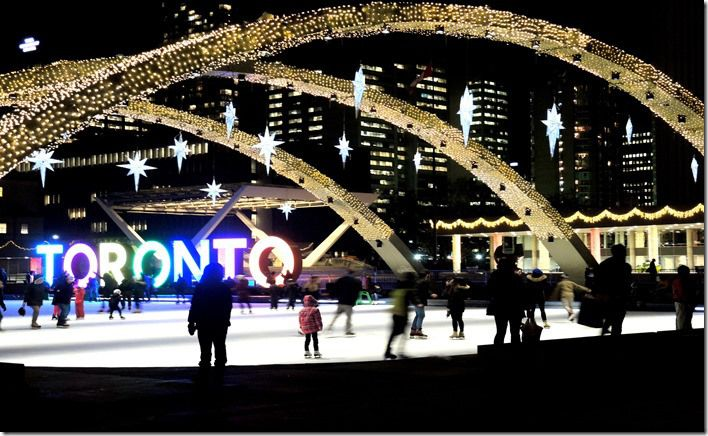 Nathan Phillips Square at City Hall