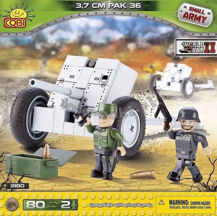 Coming soon: Pak 36 3,7 cm | 2180