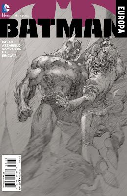 [Descargas][Comics] Batman: Europa Español - Ponche DComics