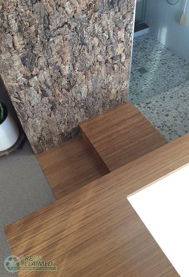 Cork Panel - Tundra Wall Decor Panel | GreenClaimed® - Cali Bamboo