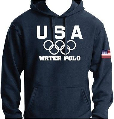 USA Olympic Water Polo team sweatshirt
