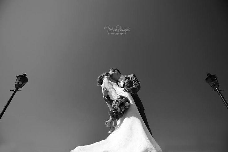 With my husband <3 #wedding #weddingphotograpy #love #weddingdress