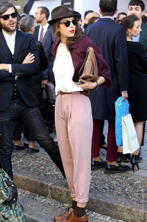 thestreetfashion5xpro: in the street…via Senato, Milan