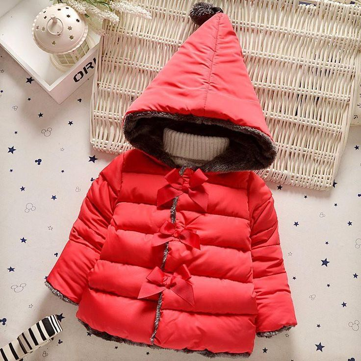 Cool High quality 2017 new winter clothes kids outerwear baby girls parkas fashion Snow Wear babys Hoodies clothing hot sale - $39.38 - Buy it Now!