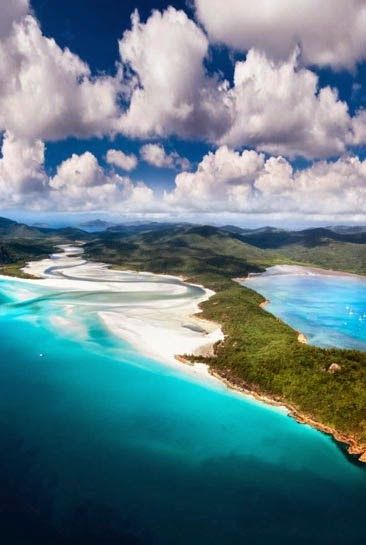 The Whitsunday Islands,Queensland, Australia,