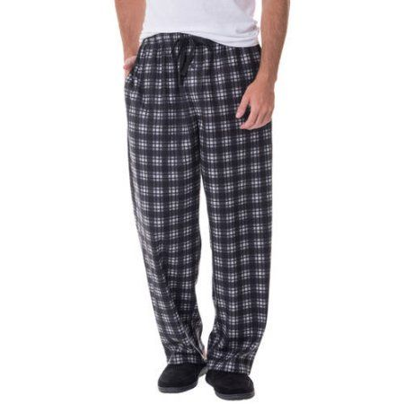 Fruit of The Loom Big Men's Fleece Sleep Pant, Multicolor